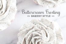 Bakery buttercream