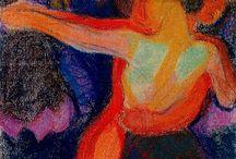 Painting. Frantisek Kupka