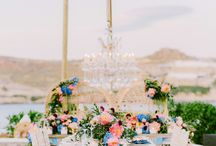 Wedding Tables / Tablescape ideas and inspiration for your wedding.