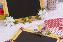 lavagna decorate