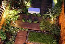 Küçük bahçeler