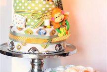 Baby Shower ideas / by Debbie Handley