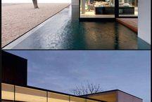 water architecture concept / water architecture concept arquitectura del agua
