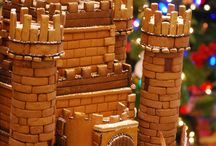 Gingerbread house inspiration