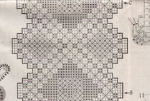 wzory serwetek