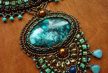 Bead Embroidery / by Christine Yingst