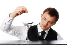 Hire a Cocktail Barman in London / Professional Bar Services available for hire in London with Private Barman - www.privatebarman.com