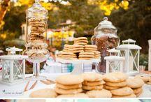 Sweet table / Idées pour notre sweet table / candy bar