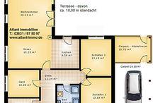 Grundrisse Häuser