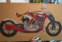 Motorcycle Stuff / Motorcycles / by Craig Donnelly