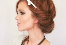 lovely locks / Hairstyles for your senior portrait session