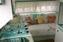 Travel - Glamping / Camper vans and fantastical camp sites - potential for easy future family getaways