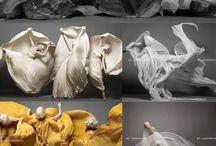 Fabric Photoshoot Ideas