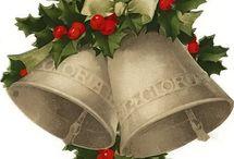 χρειστουγεννα / vintage image christmas