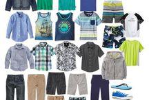 Boys Capsule Wardrobe Ideas