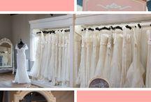Sass & Grace our beautiful bridal boutique