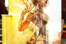 《 street art  》