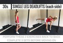 Gesäßmuskel trainieren
