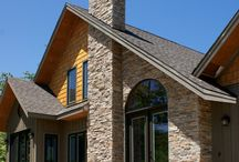 Mountain Ledge Gallery / Images of our mountain ledge product, stone veneer.
