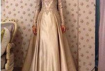 nisan elbisesi