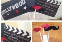 Hollywood Red Carpet Theme Party / by Creative Outlook Designs
