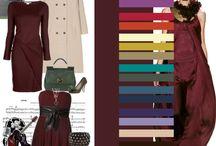Colours Fall-Winter 12-13 / by Ekaterina Shmeleva