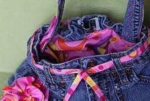 Jean purses