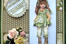 Funky Kits - Sugar Nellie stamps / my cards