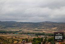 "Entorno -Placio Allepuz**** / #PalacioAllepuz, Maestrazgo de Teruel. Your palace in the ""Maestrazgo"" Teruel... http://www.hospederiaallepuz.es/reserva/"