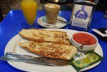 Desayunos en Pontevedra / Las mejores recomendaciones para desayunar en la ciudad de Pontevedra