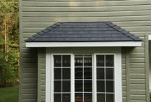 Slate / Light-weight, fully recyclable, and ENERGY STAR® rated metal roofing that looks like real slate.  Learn more at http://www.matterhornmetalroofing.com/slate-metal-roofing/