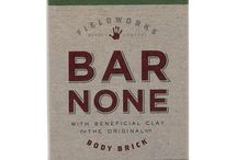 All About Bar Soaps / Different types of bar soaps.