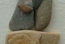 stone ~ kavics kő