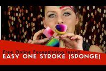 FP One Stroke Sponge