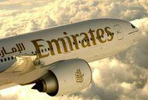 UAE fly Emirets