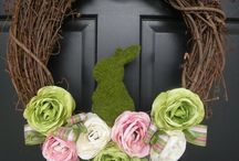 Wreath crafts / by Alli Marie