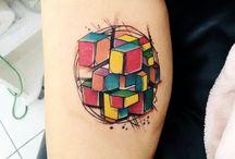 tatuagem / Meus trabalhos