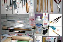 Инструменты для производства кукол