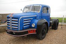 Legendary & Oldtime BERLIET Trucks / Old model Trucks of the French brand BERLIET.