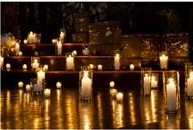 candles / by Elizabeth Rabun