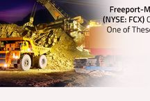 Freeport-McMoRan Inc. (NYSE: FCX) Could Acquire One of These 6 Small Cap Miners