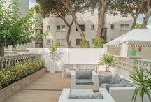 Casa estilo Mediterráneo / Como una reforma integral convierte esta segunda residencia en una acogedora vivienda de estilo Mediterráneo a pie de playa.
