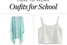 Clothes :*