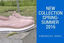 Women's shoes Collection Spring-Summer 2016 / Women's handmade shoes collection spring summer 2016