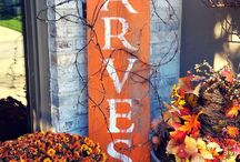 Fall into Autumn / Ideas on how to decorate your home for the fall time