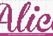 letras de alfabetos