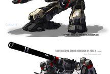artilerry scifi