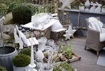 Dekoration Garten
