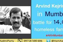 Aam Aadmi Party / #PoliticalRevolution in India has begun. Hum aur #AAP saath hain to desh zaroor badlega.