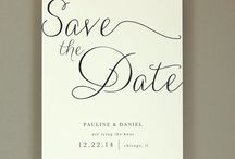 Wedding Invitations - Save The Date - Beach